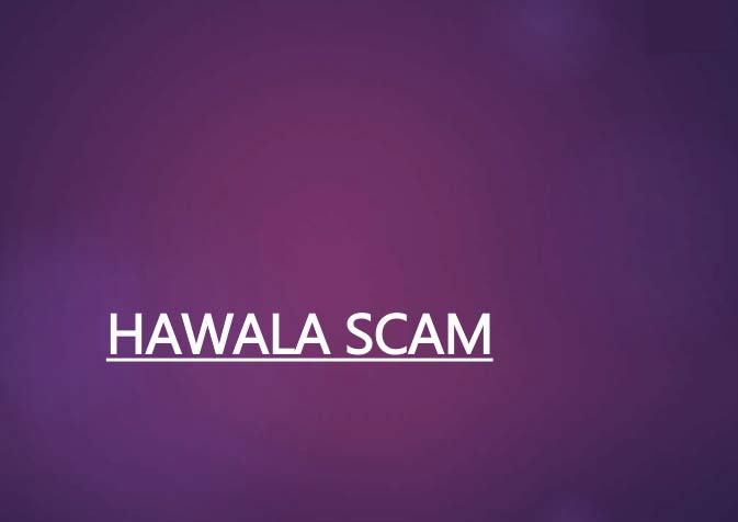 hawala-scandal