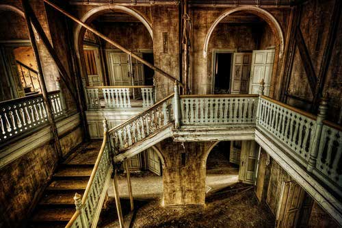 top-10-haunted-places-in-india-GP-block-Meerut