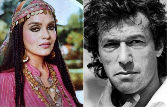 top-10-cricketers-relation-with-bollywood-celebrities-Zeenat-Aman-Imran-Khan