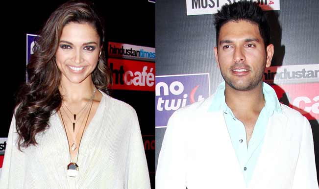 top-10-cricketers-relation-with-bollywood-celebrities-yuvraj-singh-and-deepika-padukon