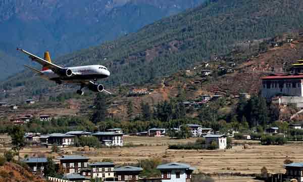 paro-airport-bhutan
