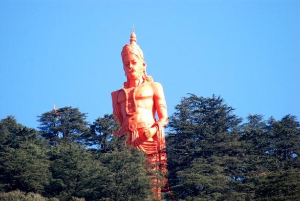 hanuman-murti-shimla