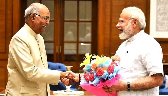 Ram Nath Kovind राष्ट्रपति